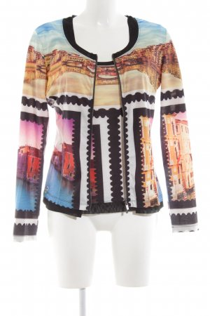 Etoile du Monde Twin Set tipo suéter abstract pattern casual look