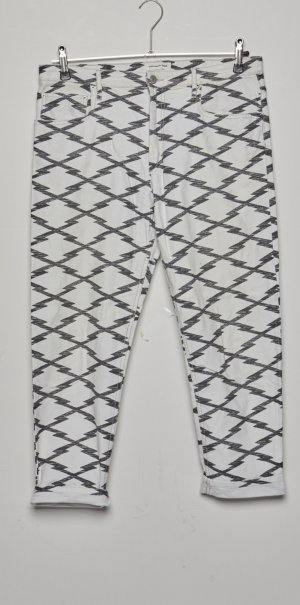Étoile Isabel Marant Nea printed mid-rise boyfriend jeans