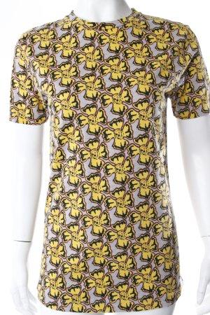 Être Cécile T-Shirt Blumenmuster