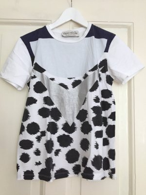 Etre Cecile T-Shirt mit Print weiss S