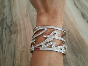 Etro Armspange Silber Modeschmuck