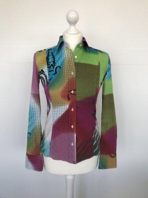 Etro Camicia blusa multicolore Cotone