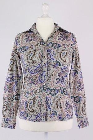 Etro Bluse mit Muster mehrfarbig Größe 44