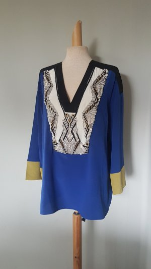 ETRO bluse top kimono seide gr.M wie neu