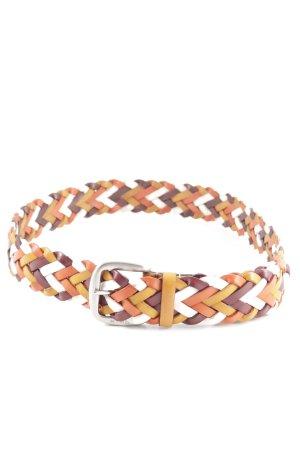Etro Braided Belt multicolored casual look