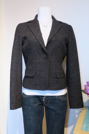 ETRO Grau Blazer, Gr. IT 44 / DE 38