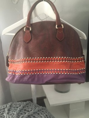 Etro Sac Baril multicolore