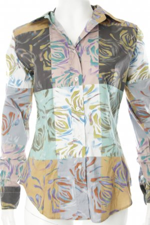 Etro Hemd-Bluse florales Muster