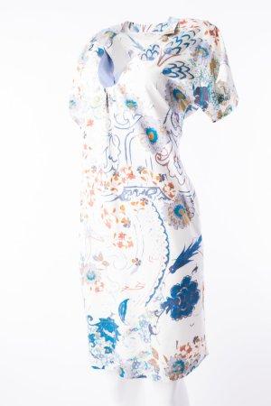 ETRO - Kleid mit floralem Print Beige