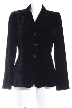 Etro Kurz-Blazer schwarz Elegant