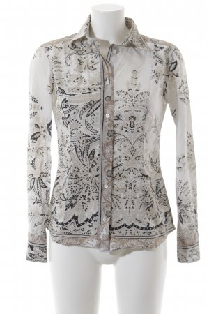 Etro Langarm-Bluse florales Muster Casual-Look