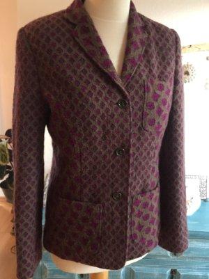Etro Milano Wool Blazer multicolored