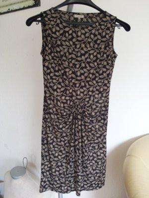 Etro Milano Kleid Sommerkleid  Etuikleid Schwarz Größe 38 M