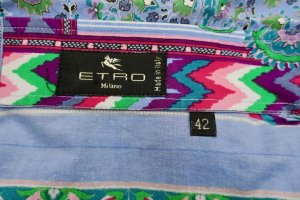 ETRO Mixed Print, Gr. 42 (S/M)