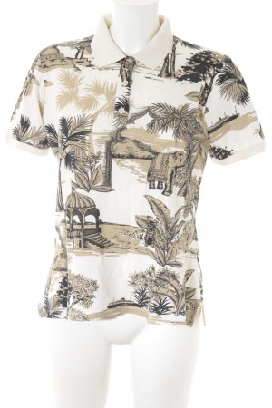 Etro Polo-Shirt florales Muster Casual-Look