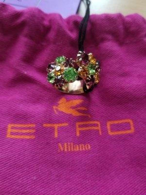 Etro Anello multicolore