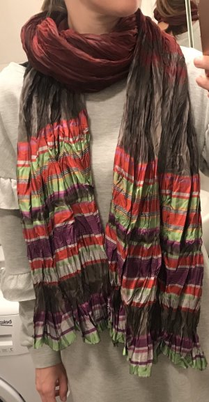 Etro Silk Scarf multicolored