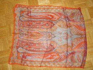 Etro Zijden sjaal veelkleurig Zijde