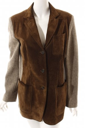 Etro Woll-Blazer mehrfarbig Vintage-Look
