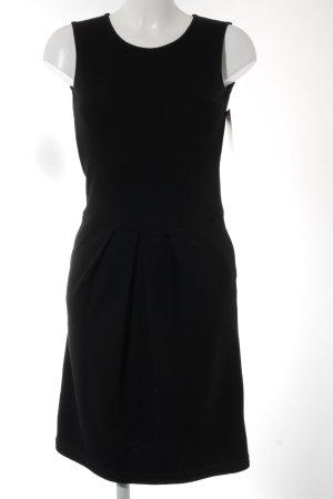 Etro Wollkleid schwarz schlichter Stil