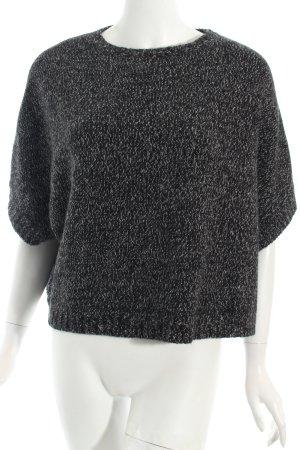 Etro Wollpullover schwarz-weiß klassischer Stil