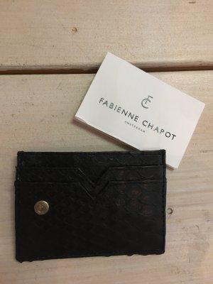 Fabienne Chapot Porte-cartes noir