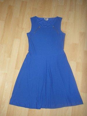 Etui Kleid mit Miedereinsatz-  royalblau Gr. 36  Neu OP 79,99
