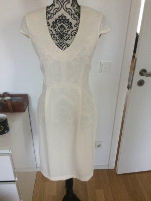 Etui Kleid V-Ausschnitt H&M