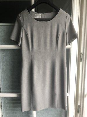 Cartoon Sheath Dress light grey-silver-colored