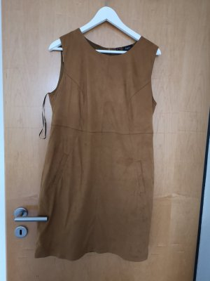 bpc Robe fourreau cognac