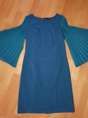 b.p.c. Bonprix Collection Robe de soirée bleu pétrole