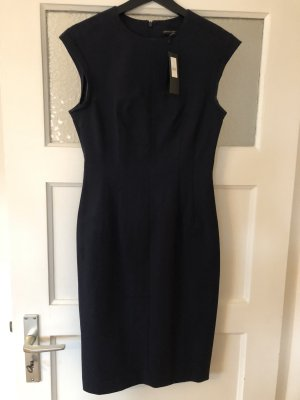 Banana Republic Pencil Dress dark blue