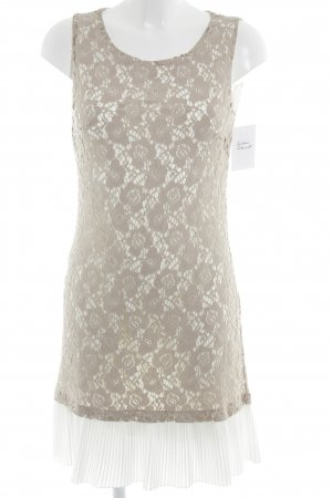 Sheath Dress beige-natural white elegant