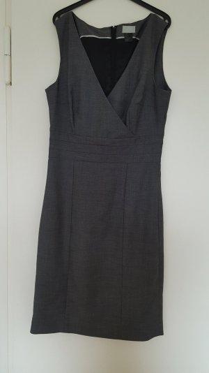 Etuikleid Grau H&M Größe 36