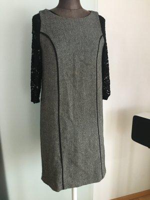 Etuikleid Kleid Gr 38 40 S/M von Zero Wollmischung