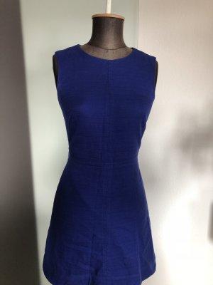 Etuikleid Kleid Minikleid Gr 34 36 S Royalblau