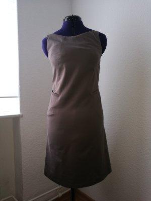Etuikleid/ Kleid von Daniel Hechter, Gr. S/36, graubraun