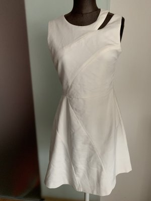 Etuikleid Kleid von Reserved Gr 38 M Creme