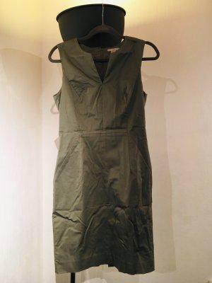 Etuikleid Oliv Business Kleid
