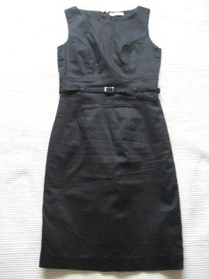 etuikleid schwarz business buero neuwertig gr. s 36 vivance