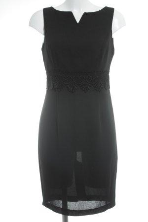 Etuikleid schwarz Elegant