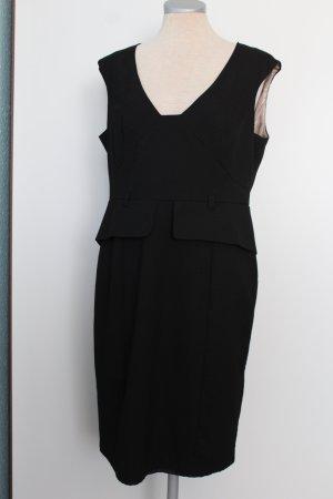 Next Vestido ceñido de tubo negro-nude