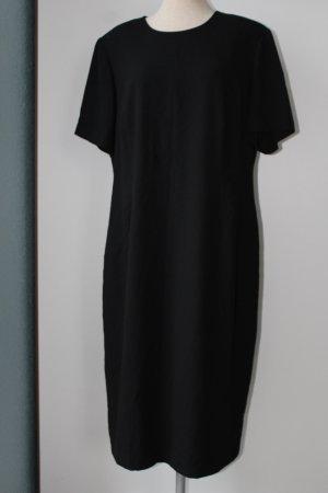 Etuikleid schwarz Marks&Spencer Gr. UK 20 EUR 48 knielang Kleid