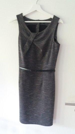 Etuikleid schwarz/weiß/grau von MEXX