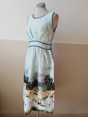 Atmosphere A Line Dress multicolored