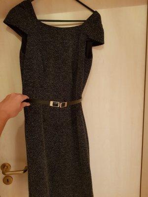 Comma Vestido ceñido de tubo gris