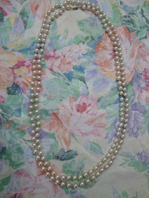EUE MAXILänge, -Modeschmuck - Perlenkette in mod. Farben: ! L 2 m !