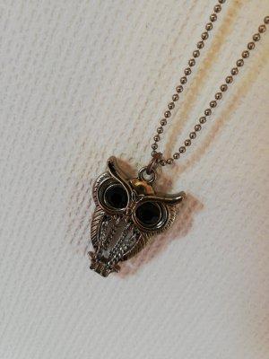 Collier bronze-doré