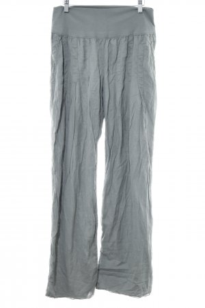 European Culture Baggy Pants grau Casual-Look