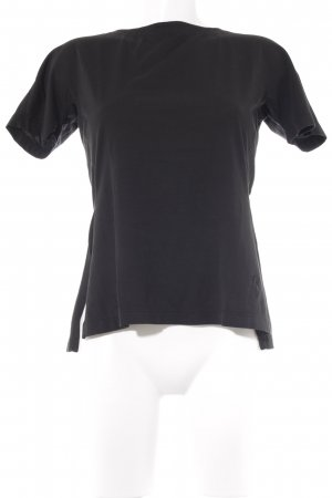 European Culture Basic Top schwarz Street-Fashion-Look
